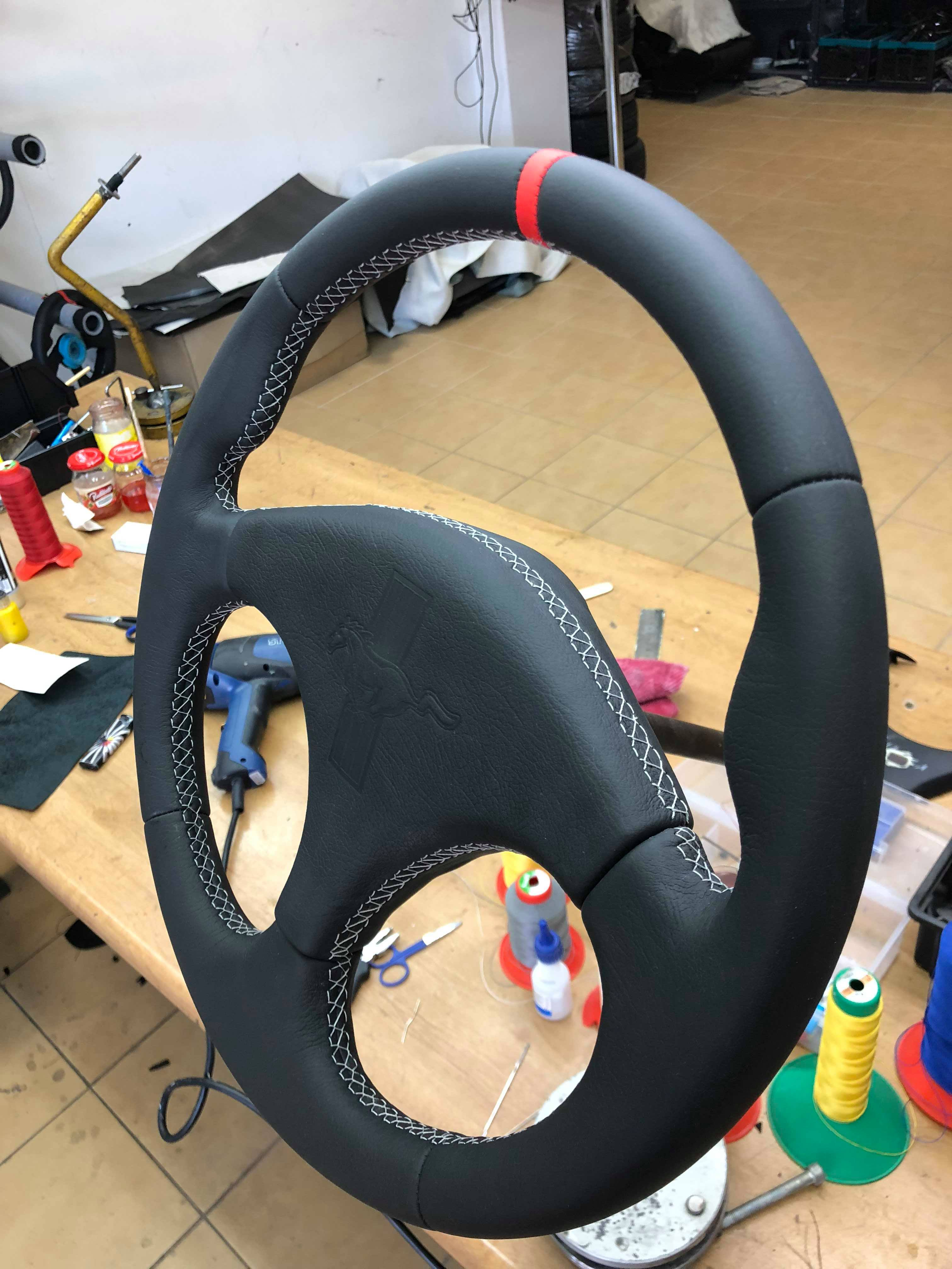 Mustang Lenkrad Steering Wheel